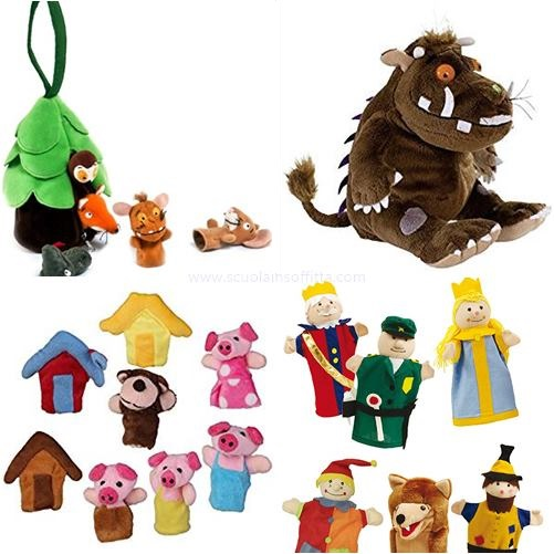 Marionette delle favole