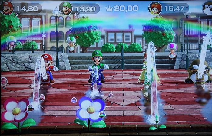Innaffiata dinamica (Super Mario Party)