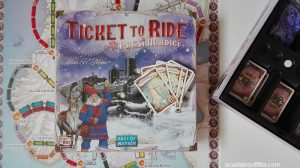 Ticket to Ride: Paesi Nordici