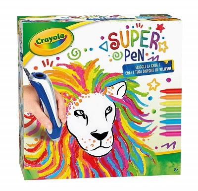 Crayola super pen