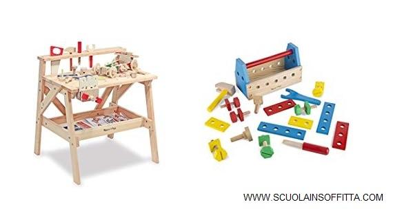 Giochi Montessori legno