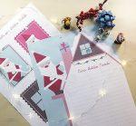 Letterina di Babbo Natale da stampare 1