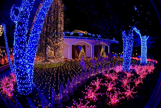 Casa di Babbo Natale a Melegnano