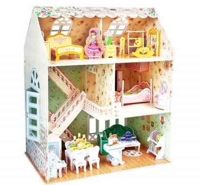 Casa delle bambole economica per le lol scuolainsoffitta - Costruire una casa economica ...