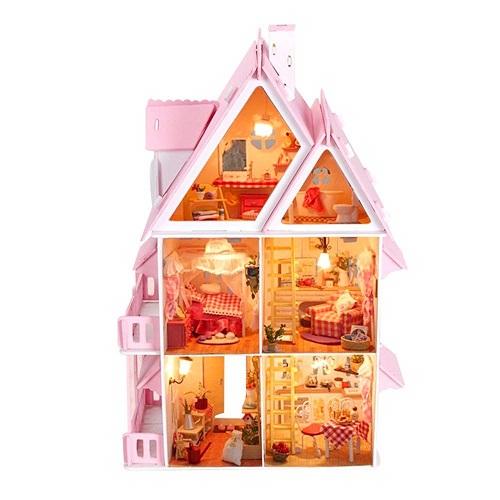 casa delle bambole luoluoluo