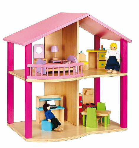 casa delle bambole viga