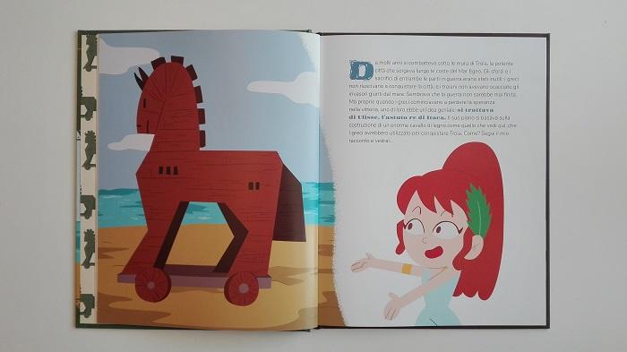 mitologia per bambini libri