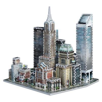 Puzzle città