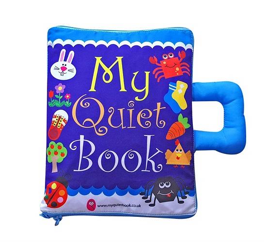 quiet book amazon