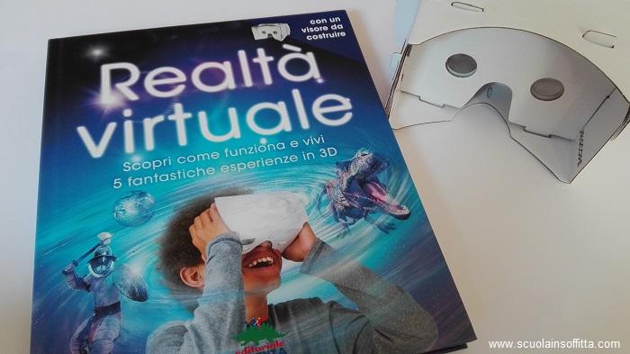 Realtà virtuale per bambini libro