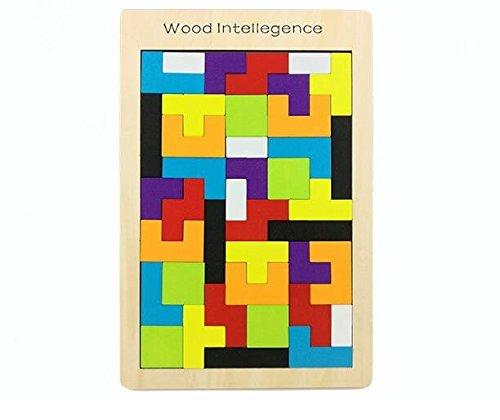 tetris in legno