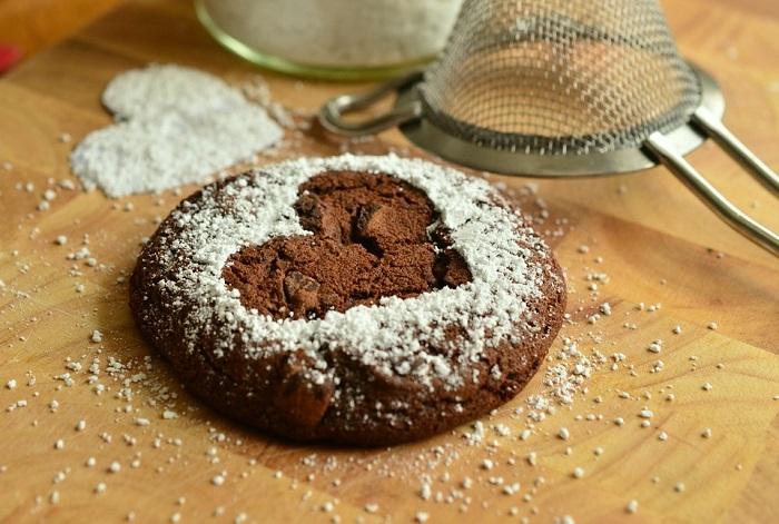 Biscotti di San Valentino facili