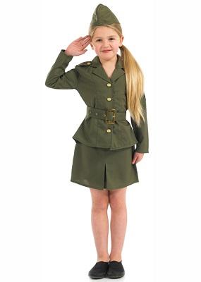 costume da soldato