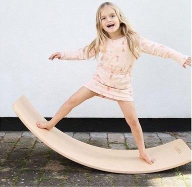 materiale montessori balance board