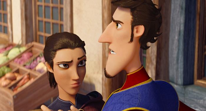 C'era una volta il Principe Azzurro film