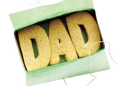 Biscotti per il papà