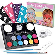 set face painting