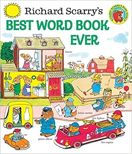Word Book Richard Scarry