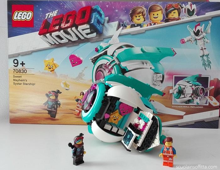 Lego: astronave sorella di Lego Movie 2