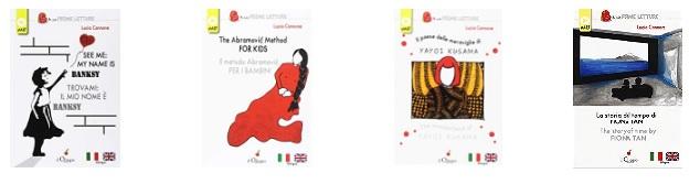 libri bilingue inglese per ragazzi il ciliegio