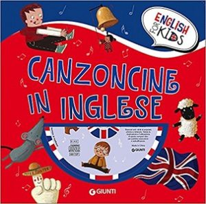 libro canzoncine inglese
