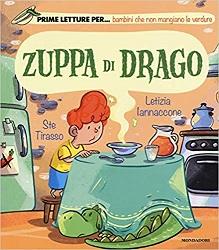 Zuppa di drago libro