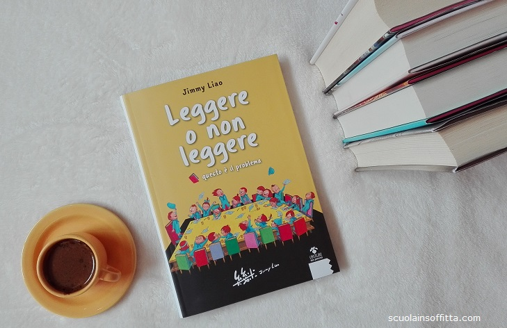 Leggere o non leggere Jimmy Liao recensione
