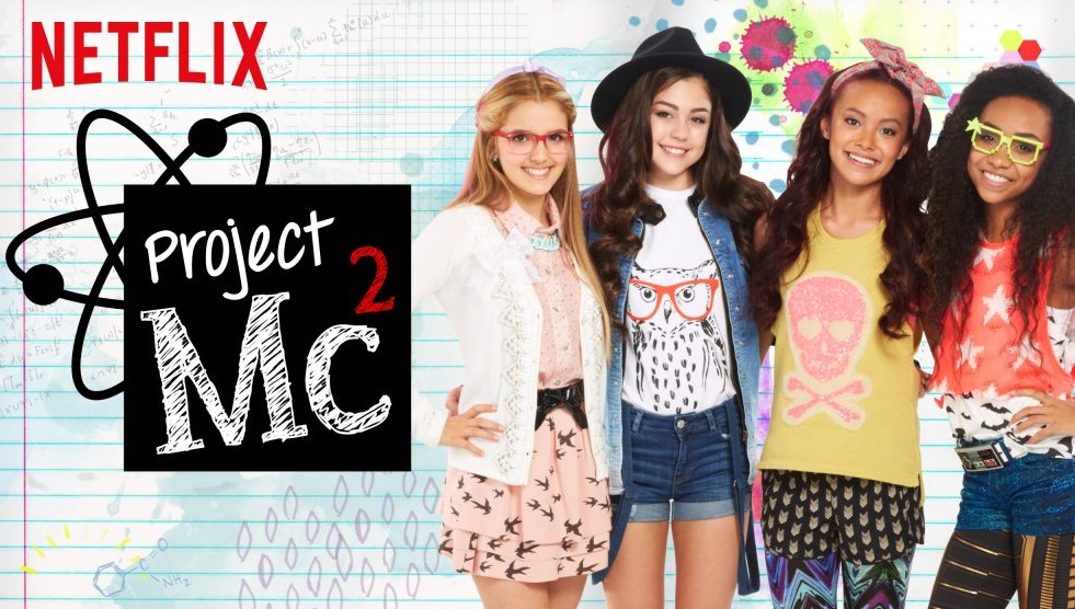 Serie tv ragazzi: Project mc2