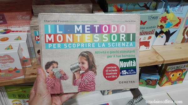 Il metodo Montessori per scoprire la scienza