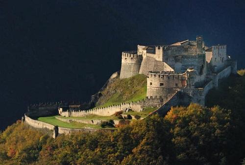 Castelli più belli in Italia