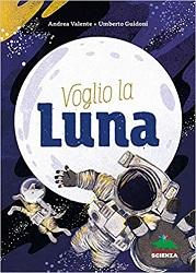 Libri per bambini su spazio e luna