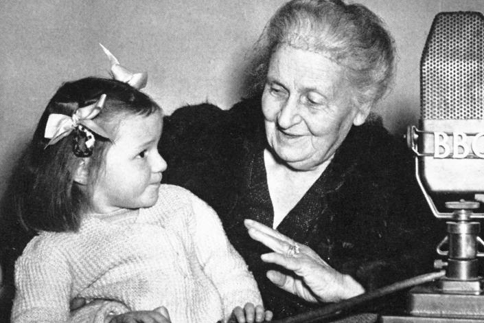 Maria Montessori biografia