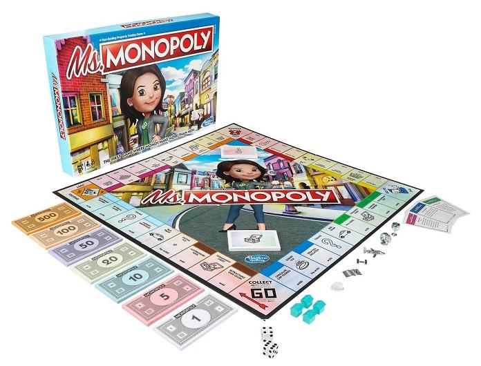 Ms Monopoly: il gioco delle donne