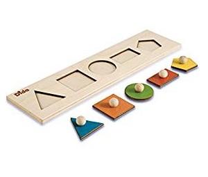 Puzzle geometrici per bambini