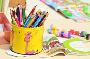 Insegnare a scrivere con il metodo Montessori