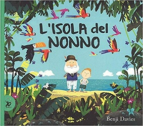Libri sui nonni: L'isola del nonno
