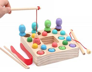 Gioco Montessori 4 anni