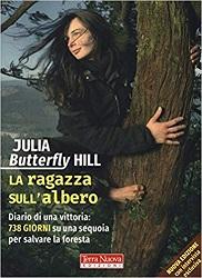 Libri per ragazzi sull'ambiente: La ragazza sull'albero
