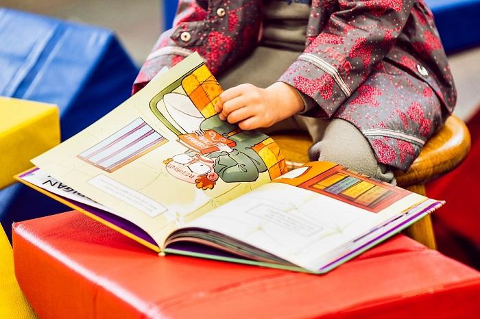 Libri per bambini di 4 anni
