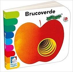 Libro con i buchi Brucoverde
