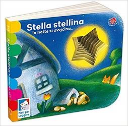 Libro con i buchi Stella Stellina