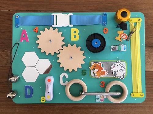 Pannello Montessori su Etsy