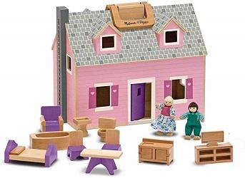 casa delle bambole per 3 anni