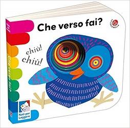 Libri con i buchi per bambini