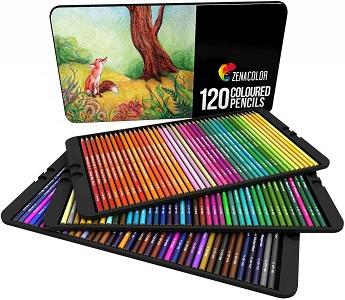 Regalo utile per bambini: matite colorate