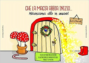 Libro di Elf on the Shelf