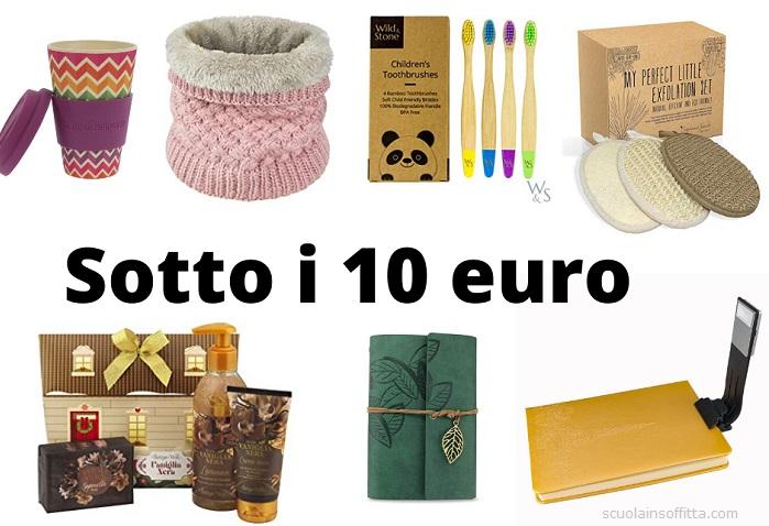Regali Di Natale Sotto 10 Euro.30 Idee Regalo Sotto I 10 Euro Scuolainsoffitta