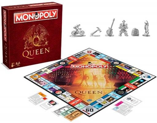 Idea regalo monopoly queen