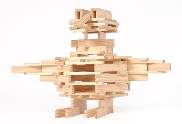 Costruzioni creative per bambini