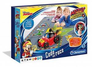 Code race gioco di coding